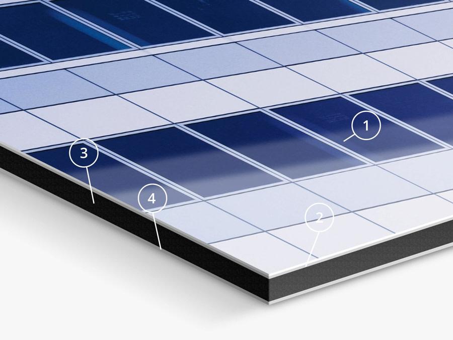 01 Les cadres Plexi de Foffields - Panoramas de Foffields sous verre acrylique