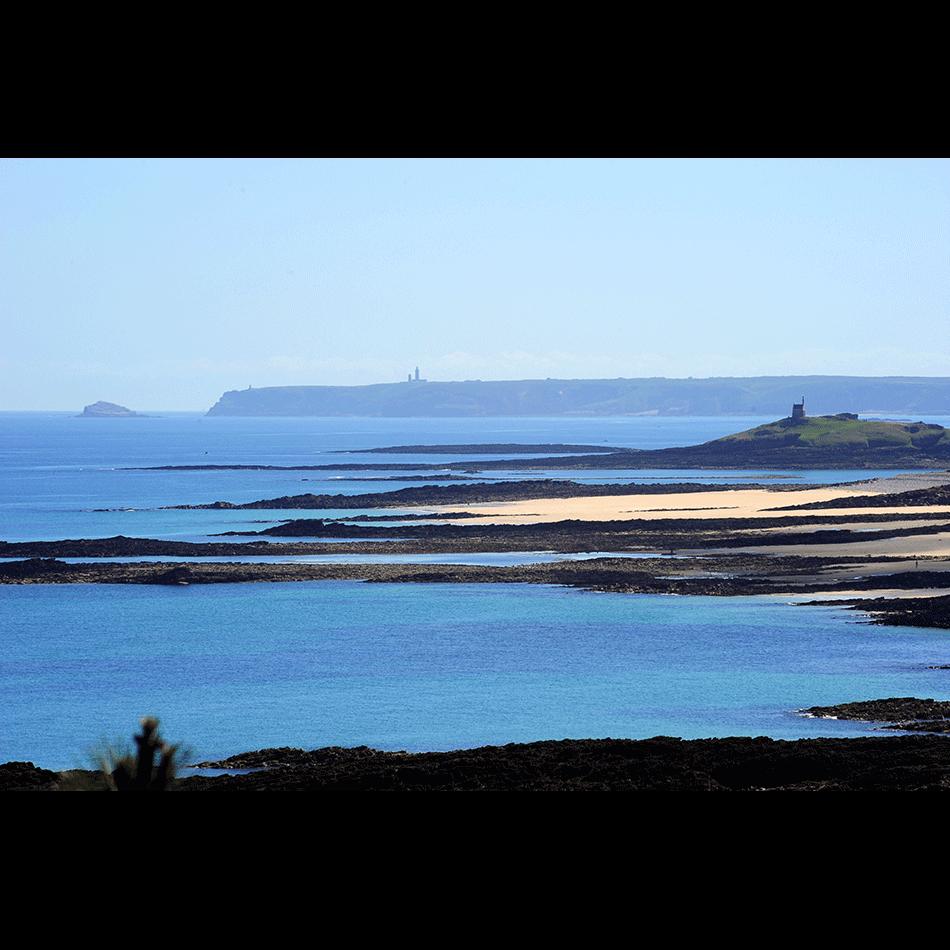 Le Cap Fréhel & l'îlot Saint-Michel